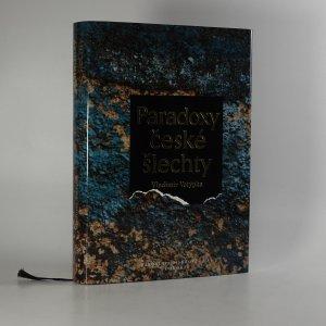 náhled knihy - Paradoxy české šlechty