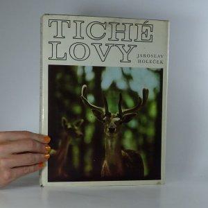 náhled knihy - Tiché lovy