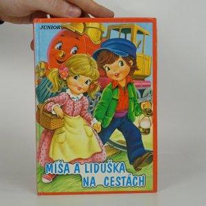 náhled knihy - Míša a Liduška na cestách