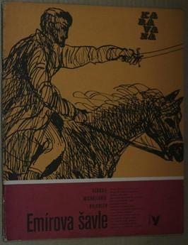 náhled knihy - Karavana č. 60, Emírova šavle