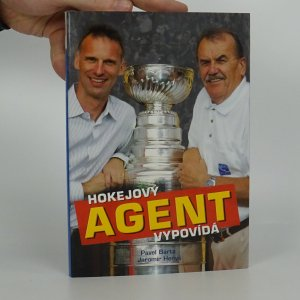 náhled knihy - Hokejový agent vypovídá