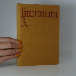 náhled knihy - Literatura 3. Pro III. ročník středních škol