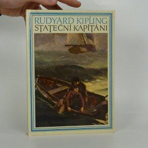 náhled knihy - Stateční kapitáni