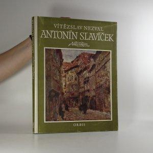 náhled knihy - Antonín Slavíček