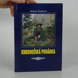 náhled knihy - Krkonošská pohádka