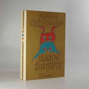 náhled knihy - Agatha Christieová - Vlastní životopis