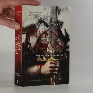náhled knihy - Píseň krve