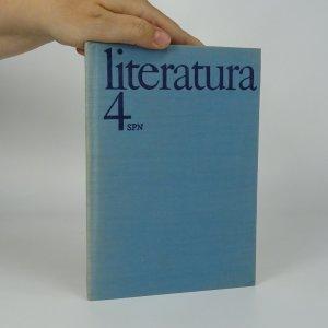 náhled knihy - Literatura pro IV. ročník středních škol