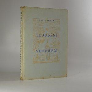 náhled knihy - Bloudění severem