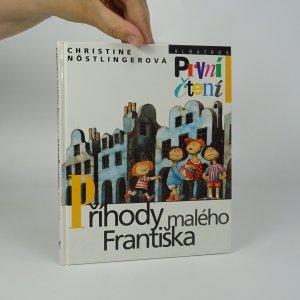 náhled knihy - Příhody malého Františka (První čtení)