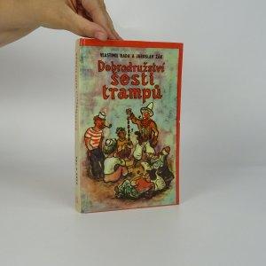 náhled knihy - Nové pověsti české aneb dobrodružství šesti trampů. Epopej z válek trampsko-paďourských (Druhý díl - Bohatýrská trilogie(