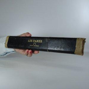 náhled knihy - Logaritmické pravítko A. W. Faber