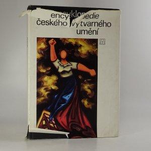 náhled knihy - Encyklopedie českého výtvarného umění