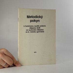 náhled knihy - Metodický pokyn k funkčnímu využití učebnic dějepisu SOŠ