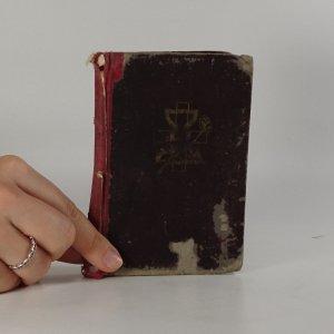 náhled knihy - Školní zpěvník písní duchovních církve českomoravské