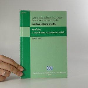 náhled knihy - Vysoká škola ekonomická v Praze. Fakulta mezinárodních vztahů. Grantové vědecké projekty.