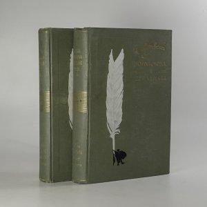 náhled knihy - Sebrané spisy Ignáta Herrmanna. Díl II. a III. (2 svazky)