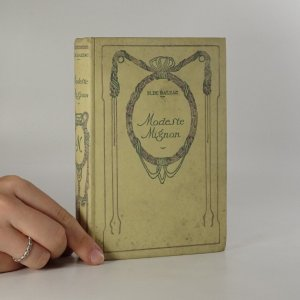 náhled knihy - Modeste Mignon