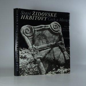 náhled knihy - Staré židovské hřbitovy Čech a Moravy