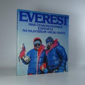 náhled knihy - Mount Everest 8 848 m. Prvá československá expedícia na najvyššom vrchu sveta