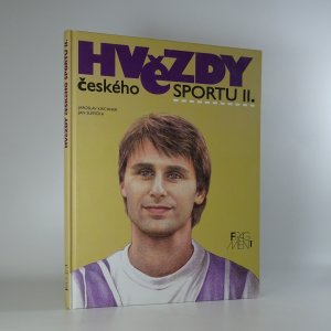 náhled knihy - Hvězdy českého sportu II.