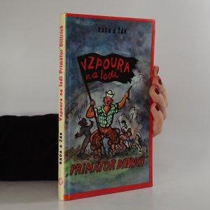náhled knihy - Budulínek a Matlafousek aneb Vzpoura na lodi