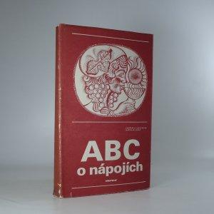 náhled knihy - ABC o nápojích