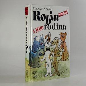 náhled knihy - Robin Druhý a jeho rodina