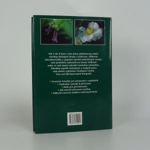 antikvární kniha Encyklopedie přenosných rostlin, 1998