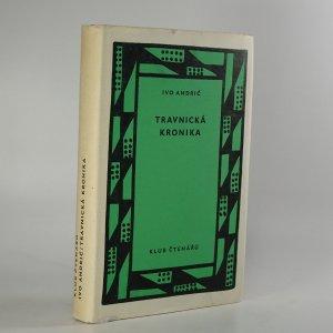 náhled knihy - Travnická kronika