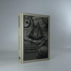 náhled knihy - Tři případy a Nero Wolfe