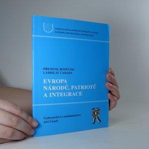náhled knihy - Evropa národů, patriotů a integrace