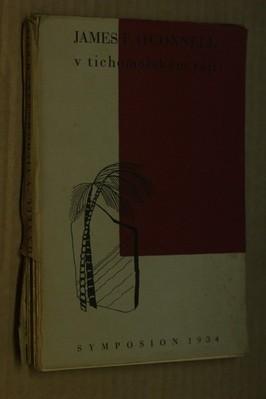 náhled knihy - V tichomořském ráji : dobrodružství irského námořníka v létech 1822-1838