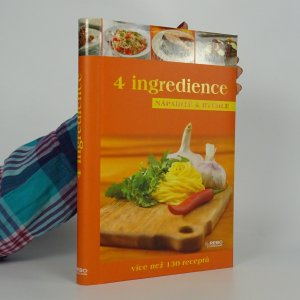 náhled knihy - 4 ingredience