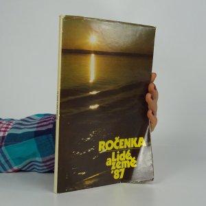 náhled knihy - Lidé a země '87 - Ročenka populárně vědeckého zeměpisného a cestopisného měsíčníku