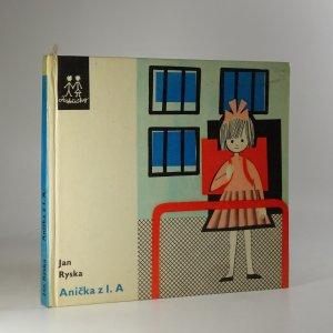 náhled knihy - Anička z I.A