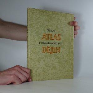 náhled knihy - Školní atlas československých dějin