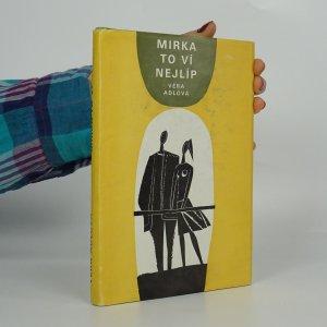 náhled knihy - Mirka to ví nejlíp