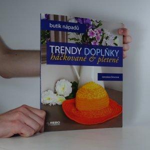 náhled knihy - Trendy doplňky háčkované a pletené