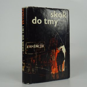 náhled knihy - Skok do tmy