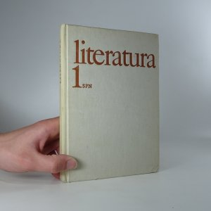 náhled knihy - Literatura pro I. ročník středních škol