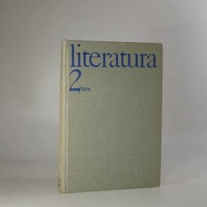 náhled knihy - Literatura pro II. ročník středních škol