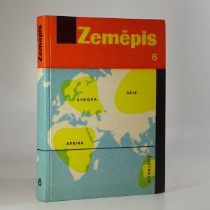 náhled knihy - Zeměpis pro 6. ročník