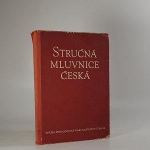 náhled knihy - Stručná mluvnice česká pro školy všeobecně vzdělávací a pedagogické