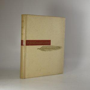 náhled knihy - Poesie hrdinů a světců