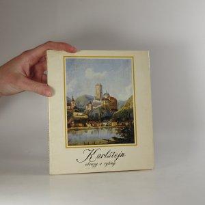 náhled knihy - Karlštejn: Obrazy a rytiny