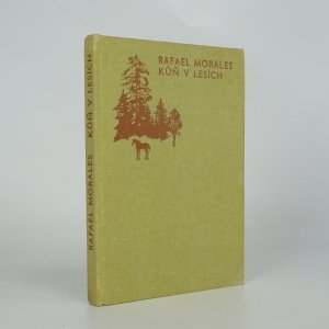 náhled knihy - Kůň v lesích
