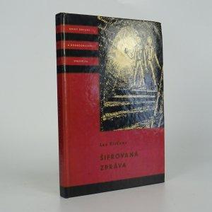 náhled knihy - Šifrovaná zpráva