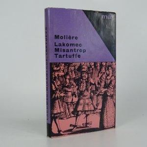 náhled knihy - Lakomec, Misantrop, Tartuffe