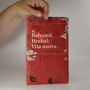 náhled knihy - Vita nuova (2. díl trilogie - Kartinky)